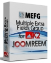 Multiple Extra Fields Groups (MEFG) for K2